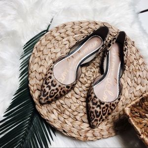 Sam Edelman Pointed Toes Flats 8